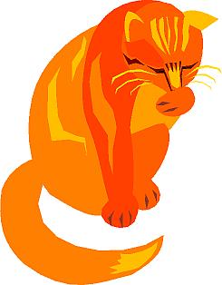 cat clipart 7