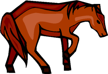 horse clipart 1