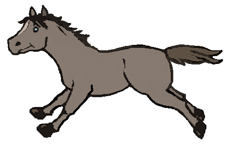 horse clipart 4