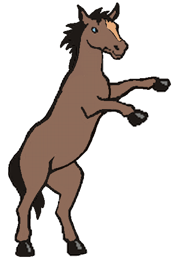 horse clipart 5