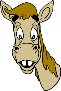 horse clipart 8