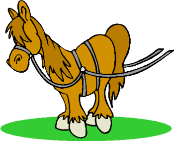 horse clipart 9
