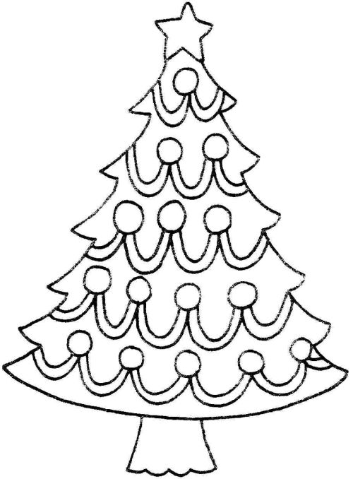 christmas tree clipart. Christmas tree