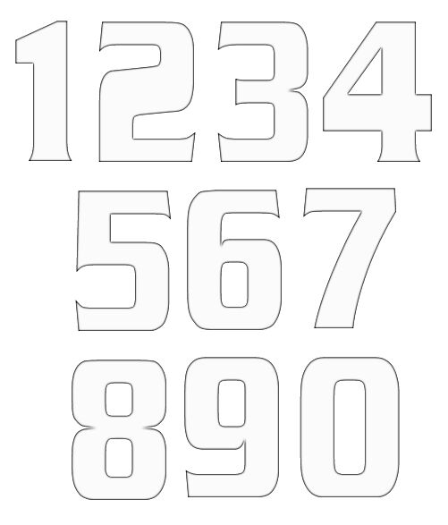 numbers clipart image 19
