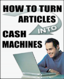 Udemy Turn Articles Into Cash Machines Online Video Course