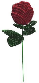 bead rose 1