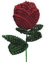 bead rose