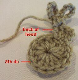 crochet bunny image 1