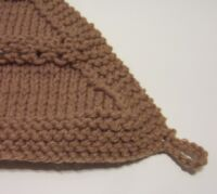 easy knit scarf image 1