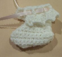infant booties image 6