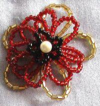 bead flower 1
