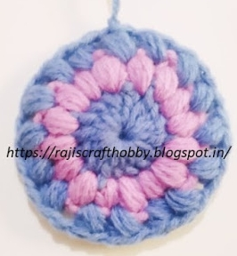 crochet Easter basket image 7
