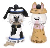 dog and cat treat dispensers