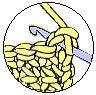 crochet stitch figure A1