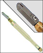 Toyo pencil grip glass cutter
