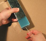 remove square mold 2