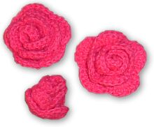 Forever Flowers Crochet Pattern | Red Heart
