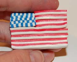 Fourth of July clay image 14