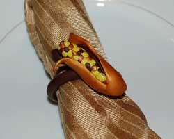 thanksgiving napkin ring image 12