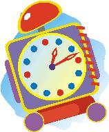 clock applique