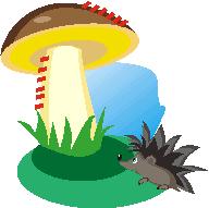 mushroom applique 1