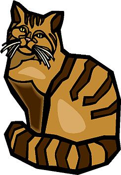 cat clipart 23