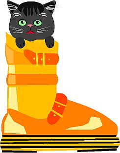 cat clipart 6