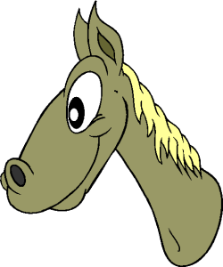 horse clipart 11