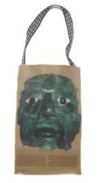 magazine purse mask