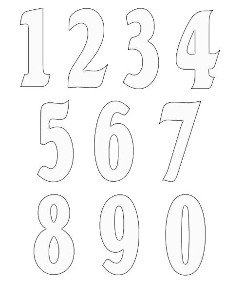 numbers clipart image 18