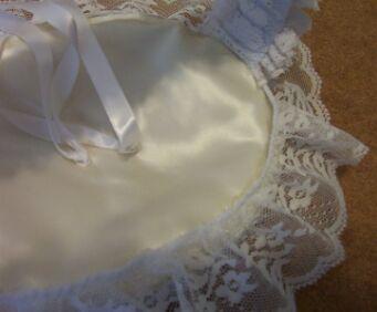 basket ring bearer pillow image 10