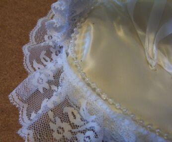 basket ring bearer pillow image 11