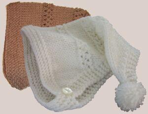 easy knit scarf