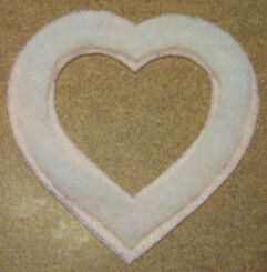 heart shaped picture frame image 1