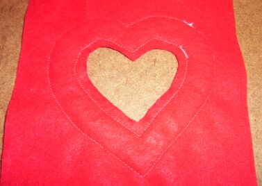 heart shaped picture frame image 3