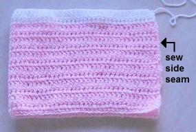 crochet pussycat hat image 2
