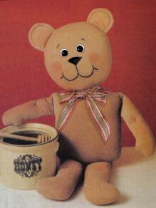 stuffed teddy bear toy