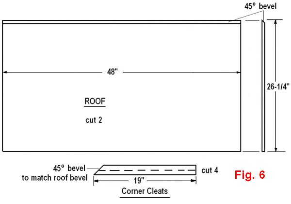 dog house plans 1 figure 6
