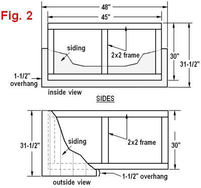 dog house plans 2 figure 2