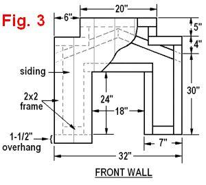 dog house plans 2 figure 3