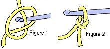 crochet stitch figure 1a-2