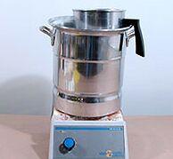 steamer melting pot