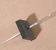 wicking needle