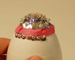 beaded Easter egg image 10