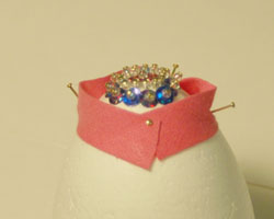 beaded Easter egg image 8