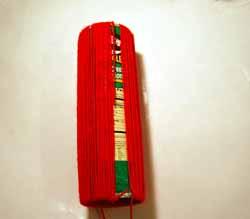 Christmas card holder 2