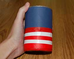 Fourth of July silverware holder image 12