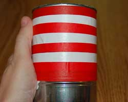 Fourth of July silverware holder image 6