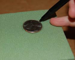 golf pen holder image 2