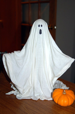 Halloween ghost image 1